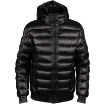 Acquisto Mens Down Jackets Black-Spike