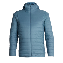 Achat Mens Hyperia Hooded Jacket Granite Blue/Prussian Blue