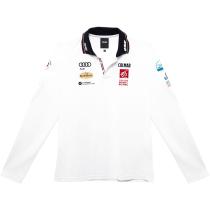 Achat Mens Knitted Shirt Réplica Equipe de France White