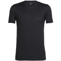 Compra Mens Tech Lite SS Crewe Black