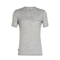Achat Mens Tech Lite SS Crewe Cadence Pulse Metro Heather
