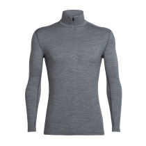 Achat Mens Tech Top LS Half Zip Gritstone HTHR