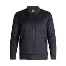 Mens Venturous Jacket Black/Jet Heather