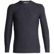 Compra Mens Waypoint Crewe Sweater Char Heather