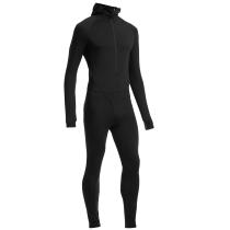 Kauf Mens Zone One Sheep Suit Black/Black/Black