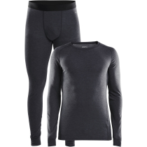 Buy Merino 180 Set M Black-Chine
