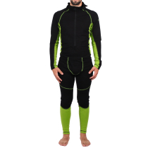 Buy Merinos One Piece Black/Green