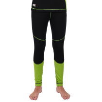 Achat Merinos Tight Black/Green