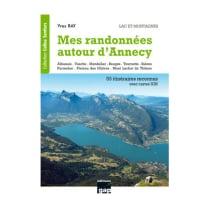 Achat Mes Randonnees Autour D'Annecy 53 Itineraires Reconnus