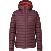 Buy Microlight Alpine Jacket W Deep Heather
