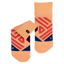 Achat Mid Sock Coral / Navy W