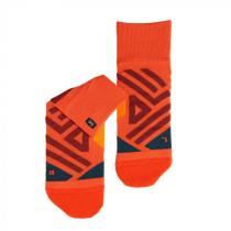Buy Mid Sock Rust Navy