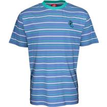 Acquisto Mini Hand Stripe T-Shirt Washed Navy