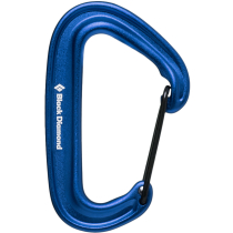 Buy Miniwire carabiner blue