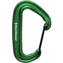 Buy Miniwire carabiner green