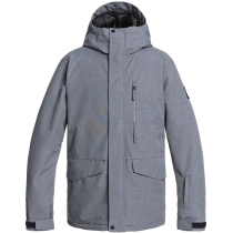 Achat Mission Soli Jk M Snjt Heather Grey