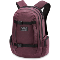 Kauf Mission 25L Plum Shadow