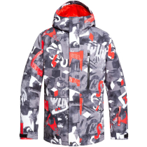 Buy Mission Printed Jacket Poinciana Giantforce