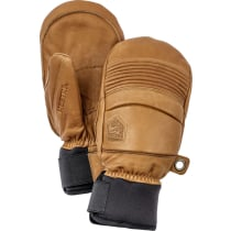 Mitt Army Leather Fall Line Brown