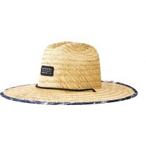 Kauf Mix Up Straw Hat Navy