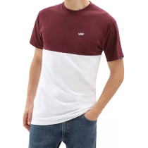 Buy MN Colorblock Tee Port Royale/White