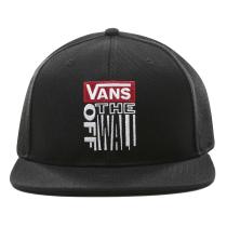 Buy Mn Vans Block Snapback Black