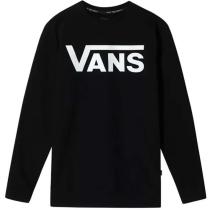 Compra Mn Vans Classic Crew Ii Black White