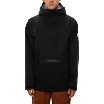 Buy Mns Glcr 3L Pike Hoody Black