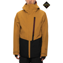 Buy Mns Glcr Gore-Tex Gt Jacket Golden Brown Colorblock
