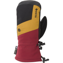 Buy Mns Gore-Tex Linear Mitt Oxblood Colorblock