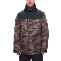 Kauf Mns Sixer Insulated Jkt Dark Camo Colorblock