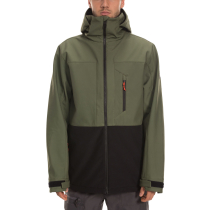 Achat Mns Smarty Phase Softshell Surplus Green Colorblock