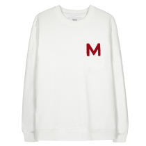 Buy Mono Sweatshirt White