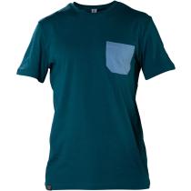 Acquisto Monochrome pocket T-Shirt Dark Blue