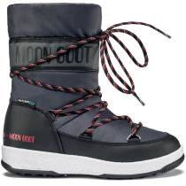 Achat Moon Boot JR Boy Sport WP Black/Castlerock