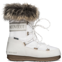 Buy Moon Boot Monaco Low WP 2 White