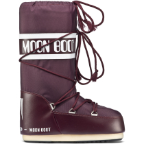 Kauf Moon Boot Nylon Burgundy