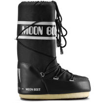 Buy Moon Boot Black Nylon