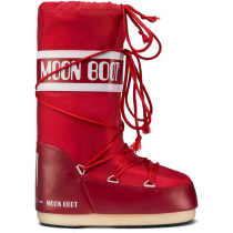 Kauf Moon Boot Nylon Rouge