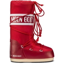 Achat Moon Boot Nylon Rouge