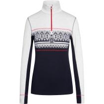 Achat Moritz Fem Basic Sweater Bleu Marine