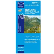 Buy Morzine-Massif du Chablais 3528ET