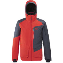Compra Mount Tod Jacket M Fire/Orion Blue
