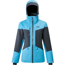 Compra Mount Tod Jacket W Light Blue/Orion Blue