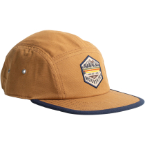 Buy Mountain Patch 5-Panel Hat Coffee