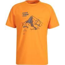Achat Mountain T-Shirt Men Dark Radiant