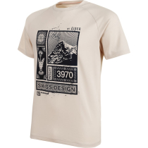 Kauf Mountain T-Shirt Men Moonbeam