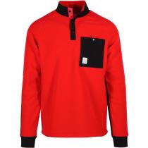 Achat Mountain Fleece M Red/Black