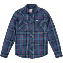 Acquisto Mountain Shirt M Royal/Navy Plaid