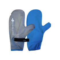 Achat Mp + Overmitts Blue/Grey